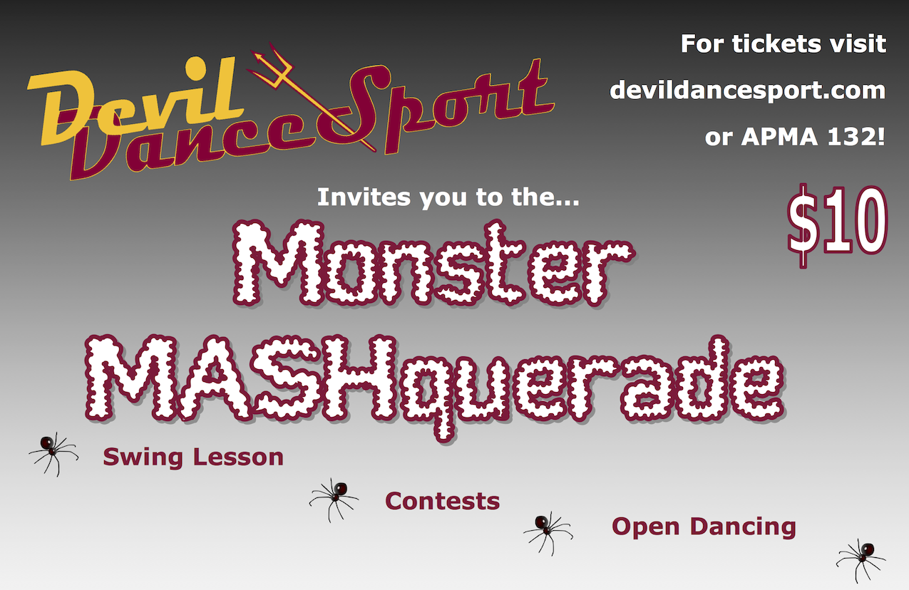 Monster Masquerade banner